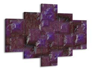 Purpurový krystal