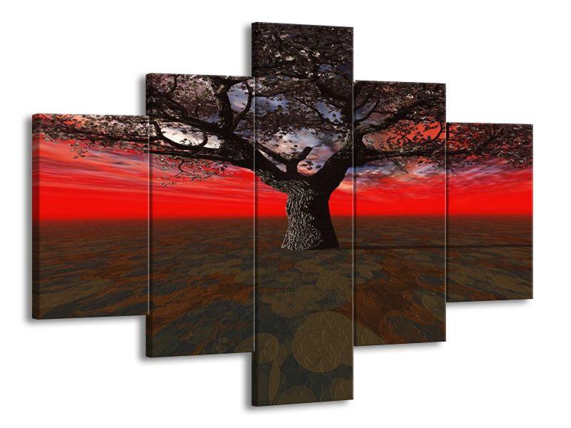 Strom v pustině