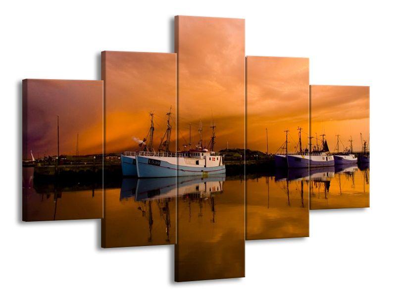 Malované plachetnice