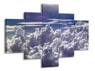 Nadýchané nebe