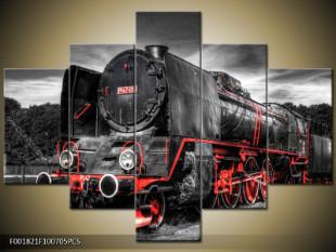 Vlaková mašinka