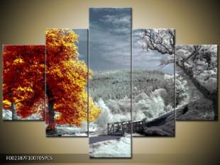 Podzim na horách