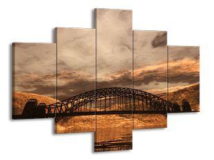 Most přes řeku 2
