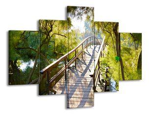 Most k přírodě