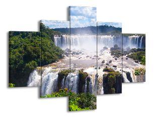 Vodopády v přírodě