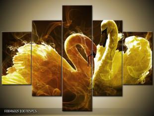 Kouřové labutě
