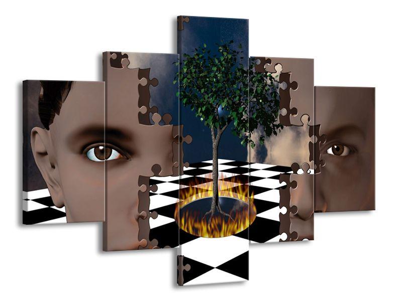 Lidské puzzle