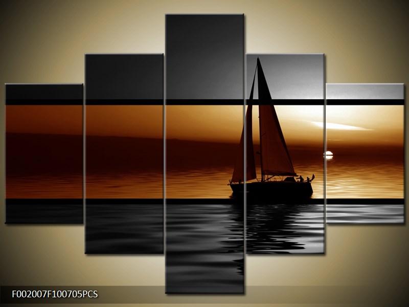 Plachetnice na vlnkách