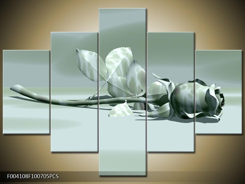 Elegantní růže