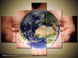 Země na dlani