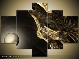 Kamenný drak