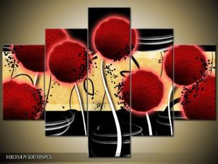 Červené kvítí