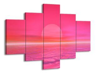 Růžové slunce