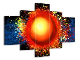 Sluneční exploze
