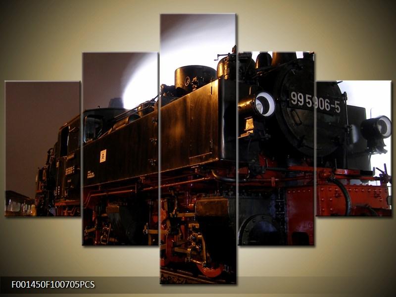 Vlakový řídící vůz