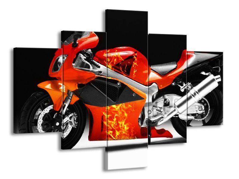 Motorka ohnivá