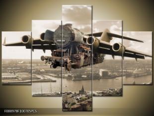 Vojenské letadlo