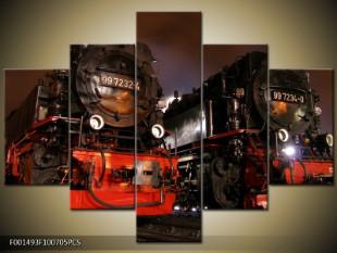 Vlakové řídící vozy