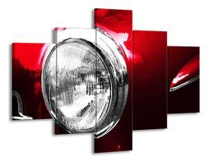 Světlo u auta
