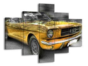 Auto žluté
