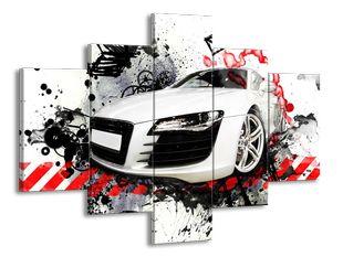 Auto barevný efekt