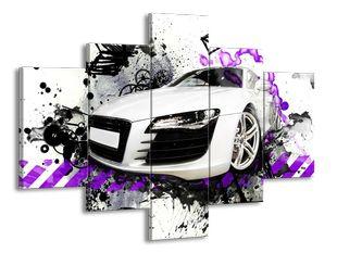 Auto barevný efekt 2