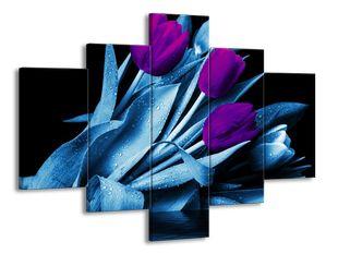 Květiny v rose