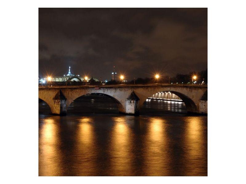 Most za pochmurné noci