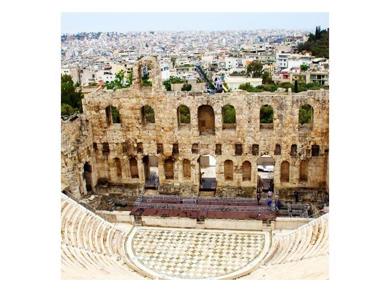 Řecký amfiteátr