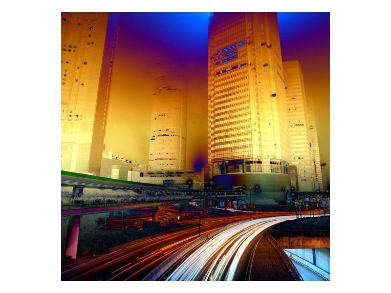 Cesta městem efekt