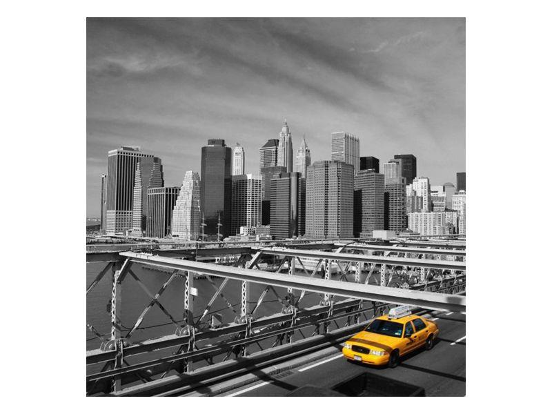 New York černobíle