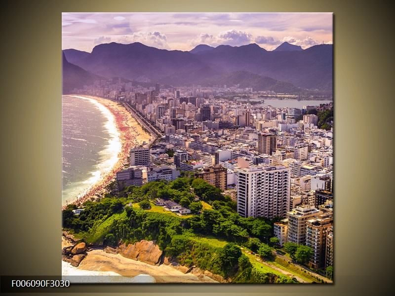 Město s pláží