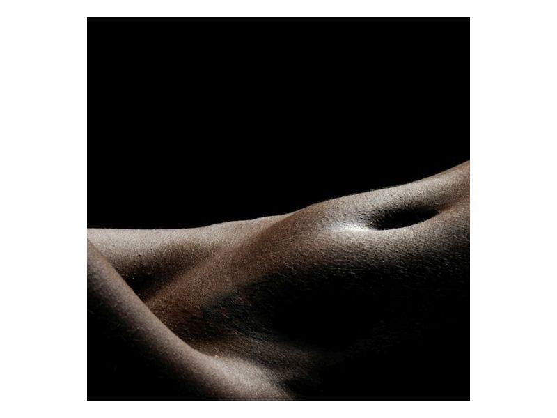 Břicho ženy