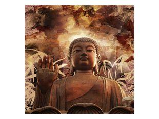 Spokojený Buddha