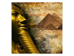Faraon a pyramidy