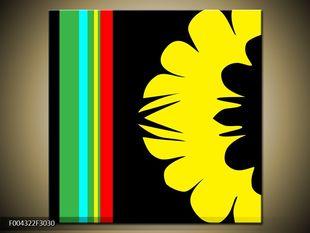 Žlutý kvítek