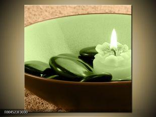 Svíčka v misce