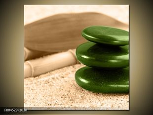 Zelené kamínky