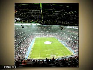 Fotbalový stadión