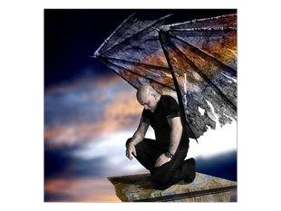 Člověk s křídly