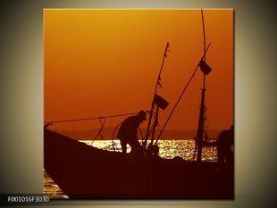 Večer na lodi