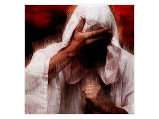 Zahalený člověk