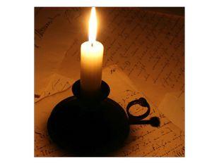 Dopisy u svíčky