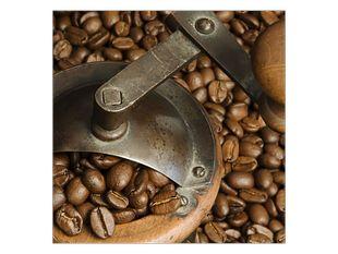 Mlýnek s kávou