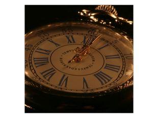 Zlaté kapesní hodiny
