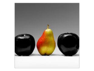 Hruška s jablky