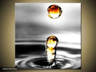 Padající kapka vody 2