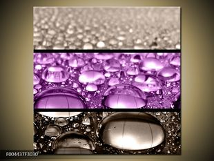 Diamantové kapky vody