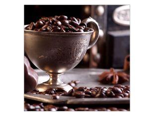 Kávové srdce