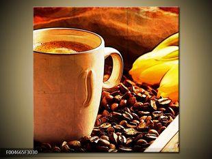 Tulipány a káva